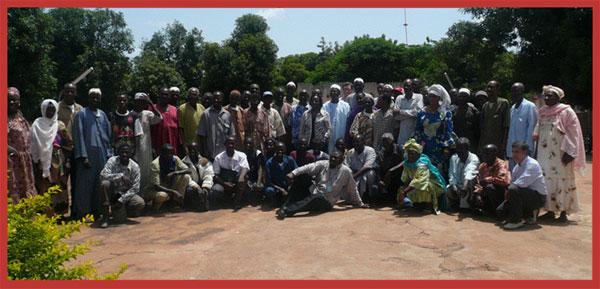 Projet de Météorologie Agricole d'Afrique Occidentale