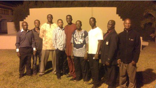Banjul, 02 - 2014