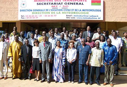 Groupe National de Travail Climat-Santé Burkinabé
